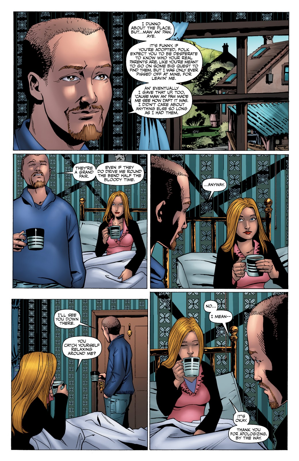 Read online The Boys Omnibus comic -  Issue # TPB 4 (Part 4) - 9