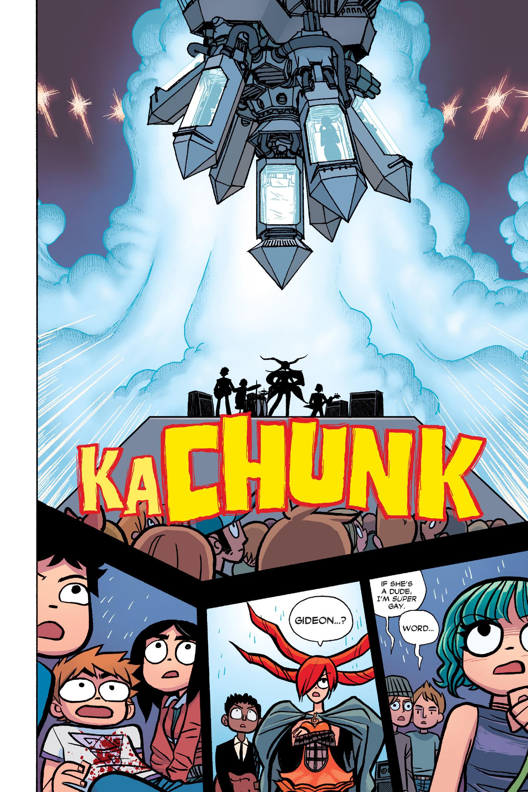 Read online Scott Pilgrim comic -  Issue #6 - 145