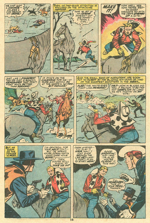 Read online Two-Gun Kid comic -  Issue #117 - 17
