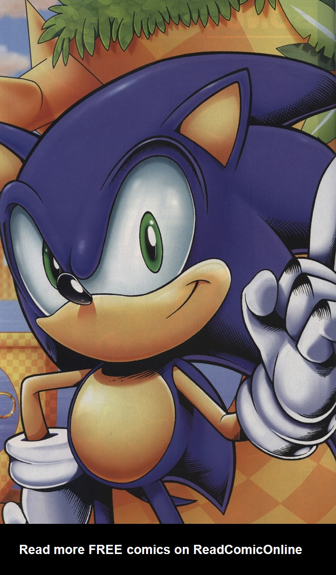 Read online Sonic the Hedgehog Free Comic Book Day Edition comic -  Issue # Special 5 - 32