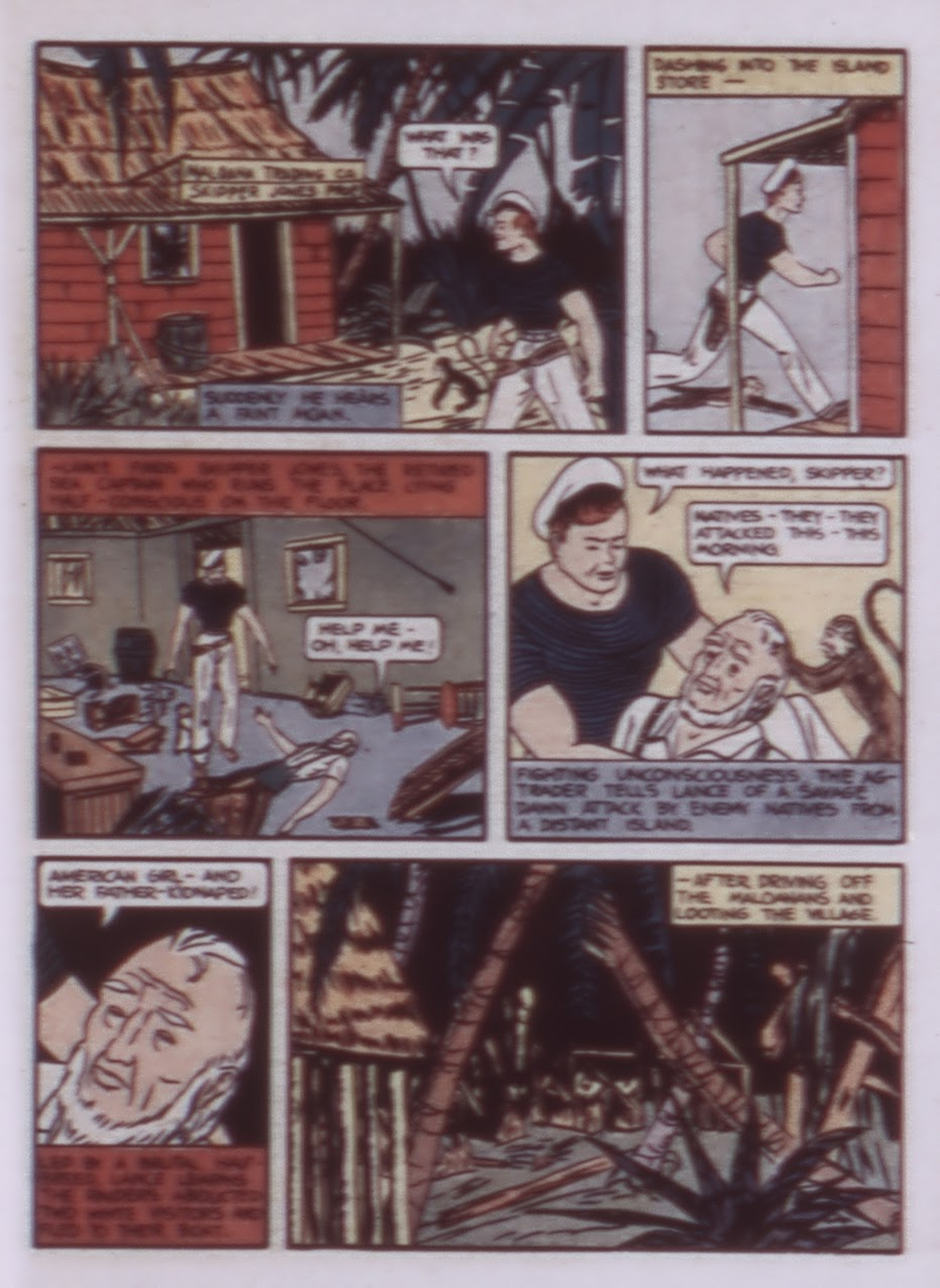 Read online WHIZ Comics comic -  Issue #1 - 51