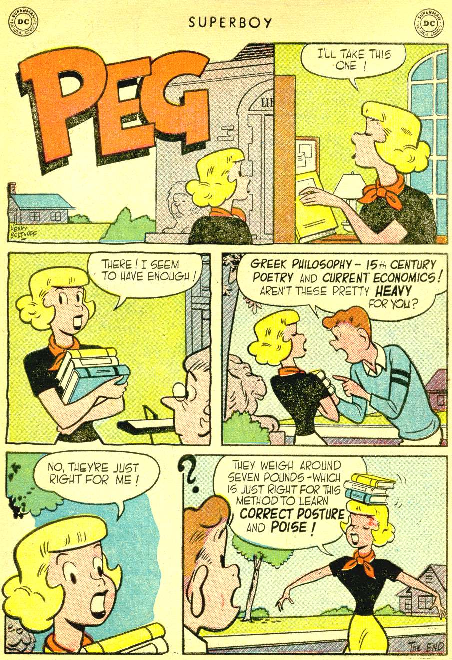 Superboy (1949) issue 41 - Page 30