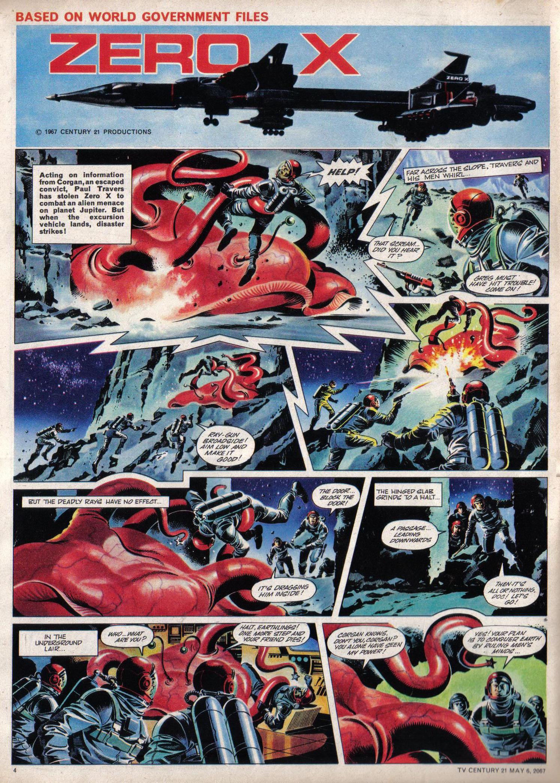 Read online TV Century 21 (TV 21) comic -  Issue #120 - 4