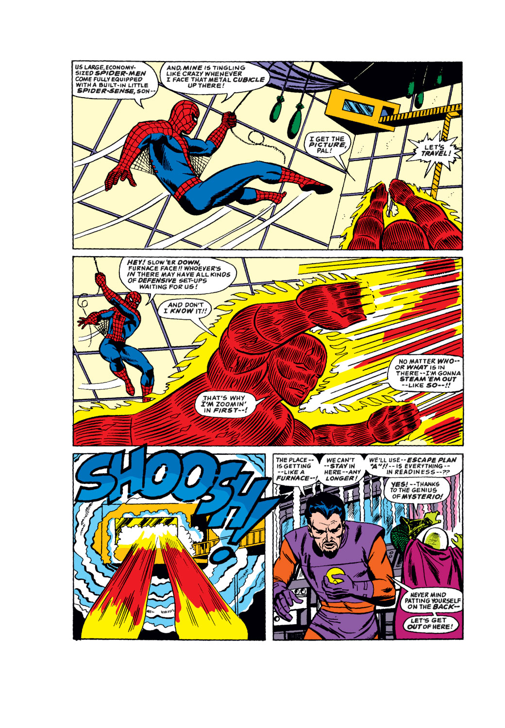 The Amazing Spider-Man (1963) _Annual_4 Page 27