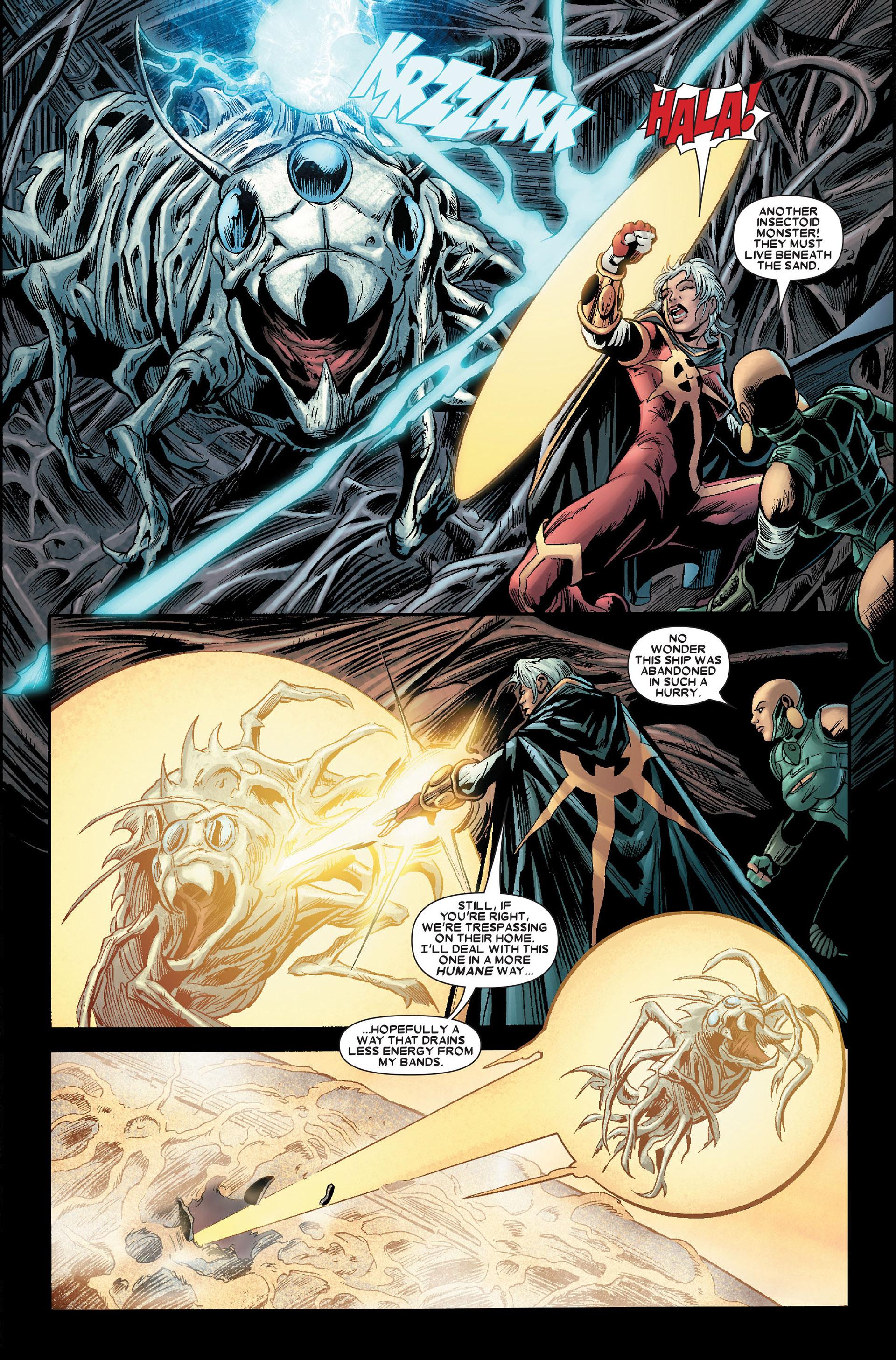 Read online Annihilation: Conquest - Quasar comic -  Issue #2 - 15
