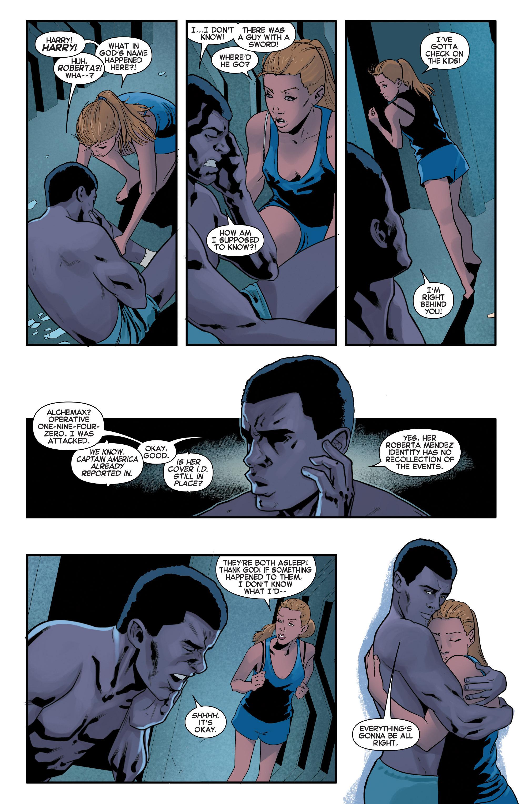 Read online Secret Wars 2099 comic -  Issue #2 - 8
