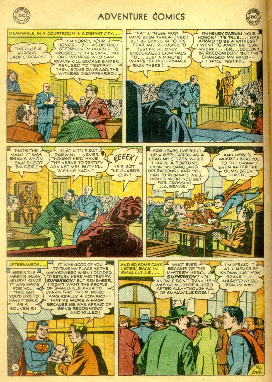 Read online Adventure Comics (1938) comic -  Issue #181 - 13
