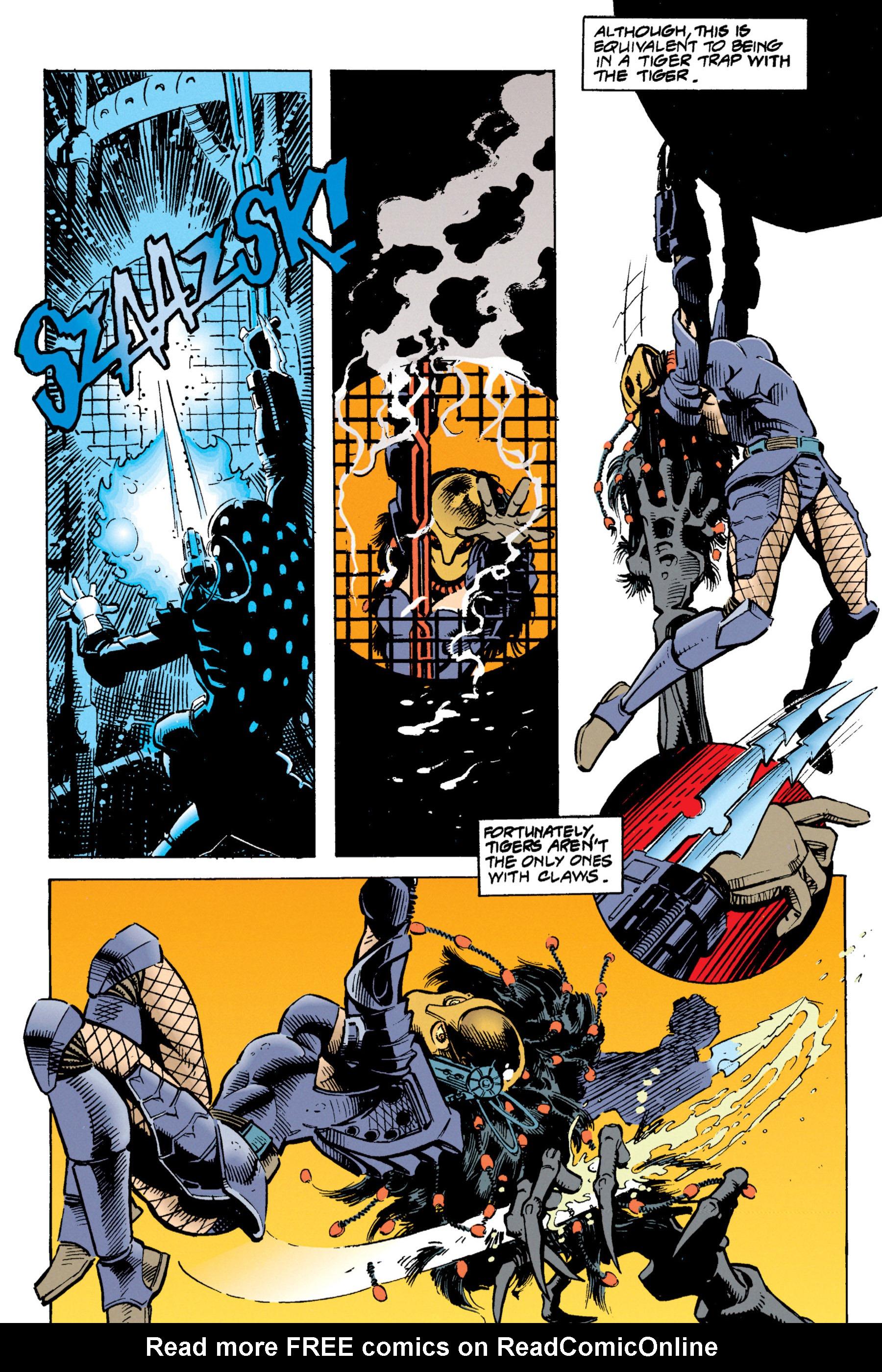 Read online Aliens vs. Predator Omnibus comic -  Issue # _TPB 1 Part 3 - 37