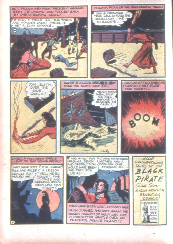 Read online Sensation (Mystery) Comics comic -  Issue #15 - 24