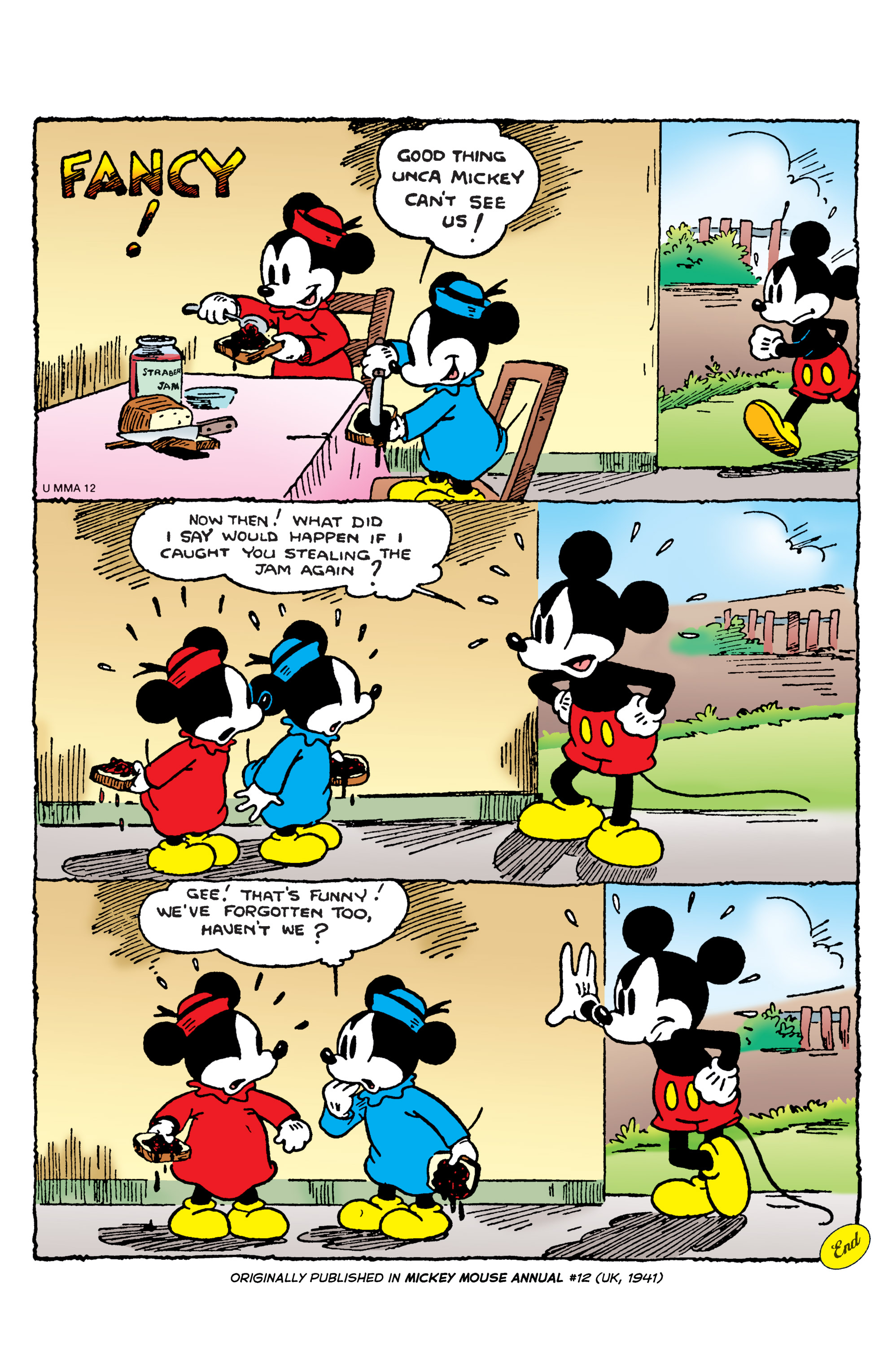 Read online Mickey Mouse (2015) comic -  Issue #20 - 22