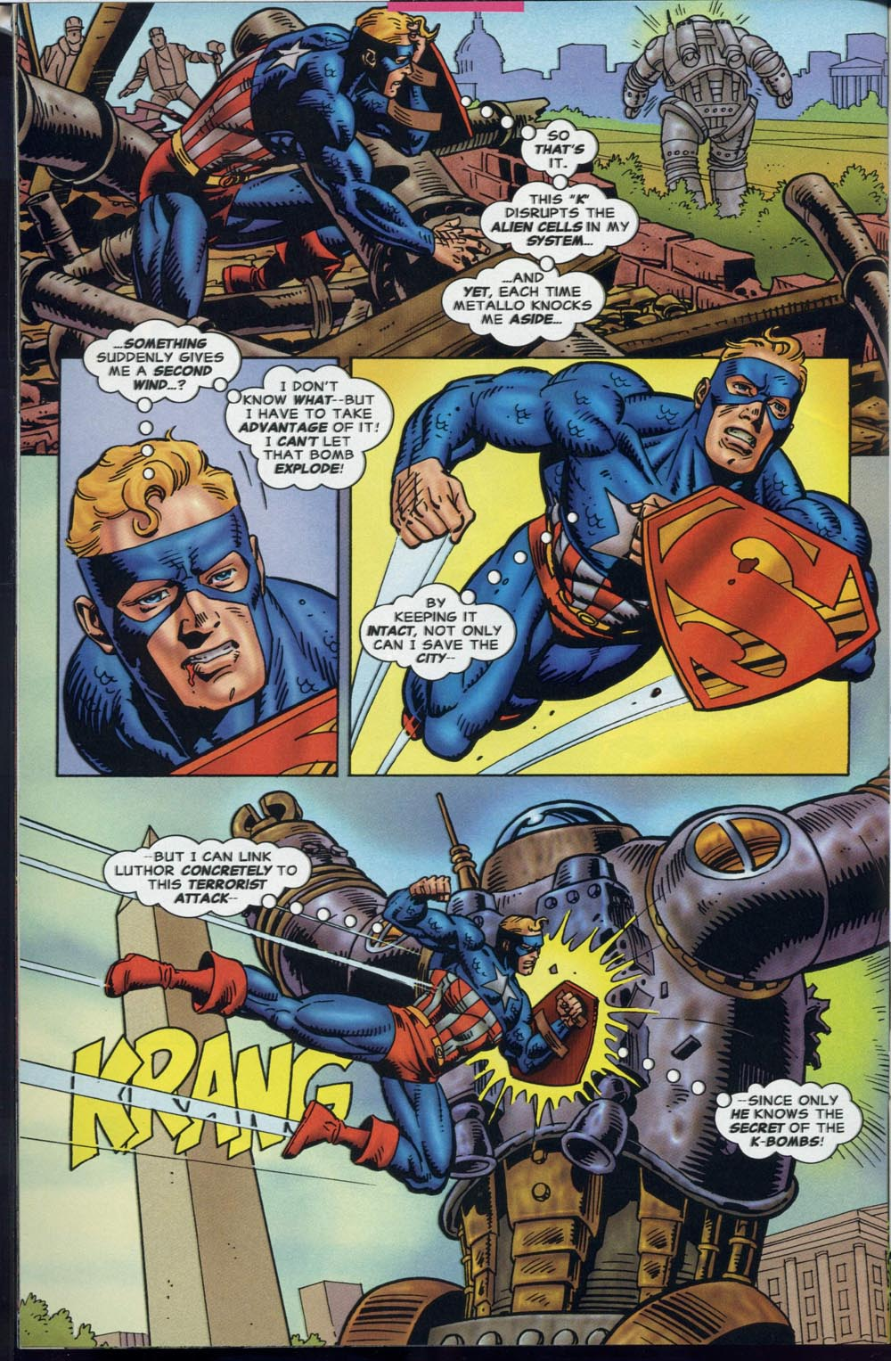 Read online Super Soldier comic -  Issue # Full - 17