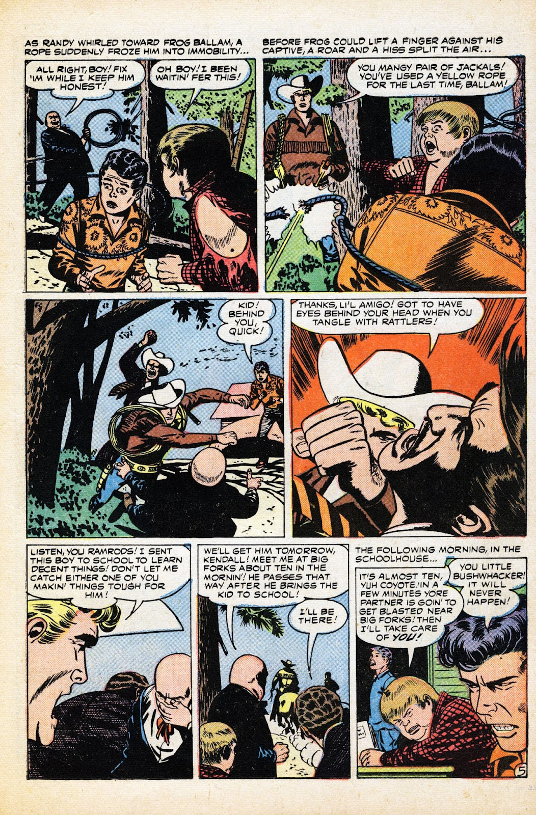 The Rawhide Kid (1955) issue 2 - Page 15
