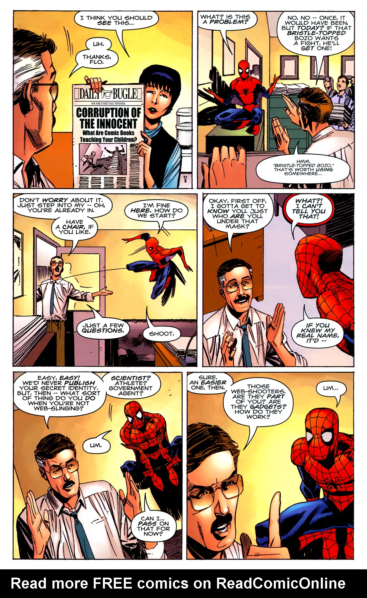 The Amazing Spider-Man (1963) _Annual_37 Page 33