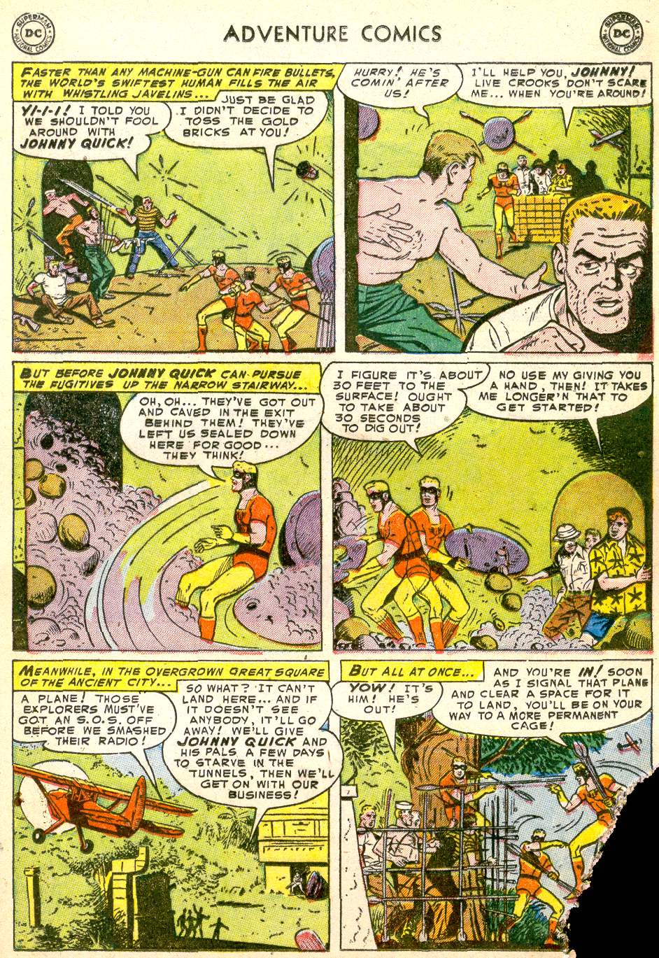 Read online Adventure Comics (1938) comic -  Issue #194 - 29