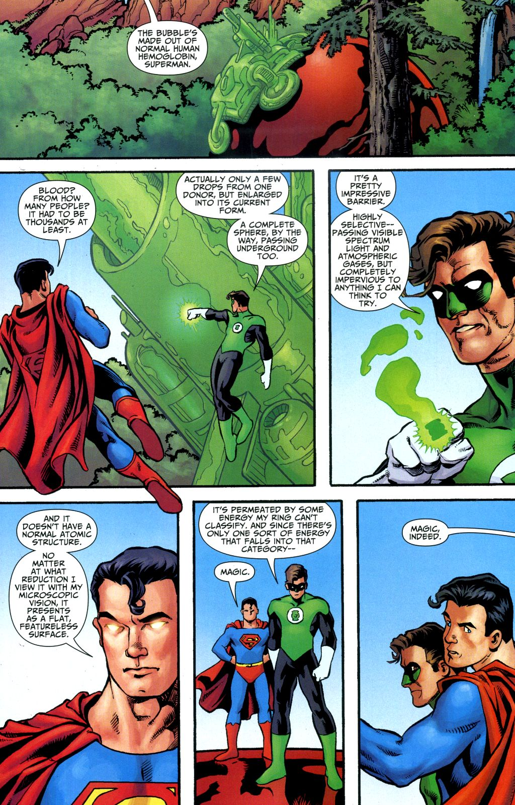 Read online Shadowpact comic -  Issue #1 - 10