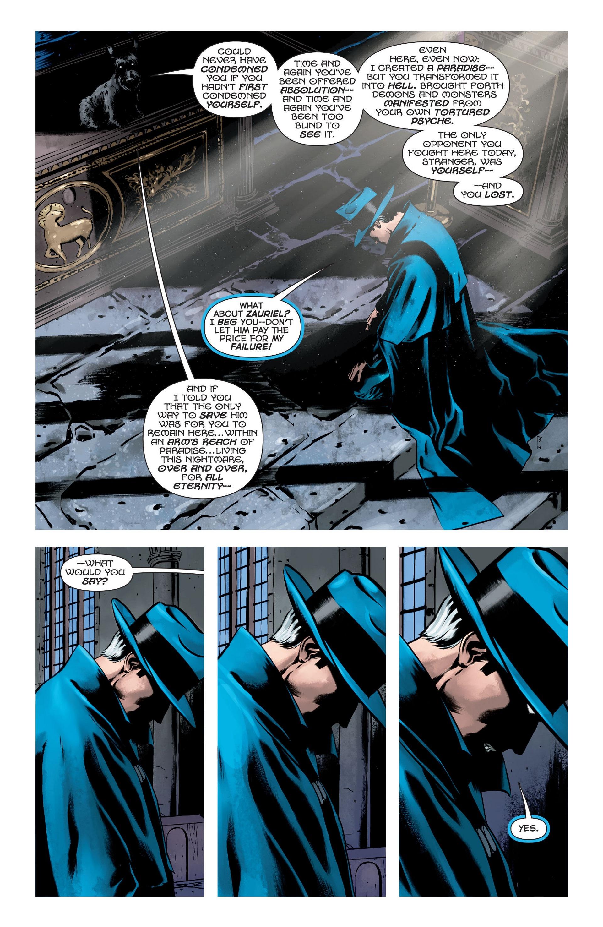 Read online Trinity of Sin: The Phantom Stranger comic -  Issue #22 - 15