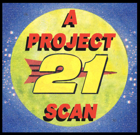 Read online TV Century 21 (TV 21) comic -  Issue #23 - 20