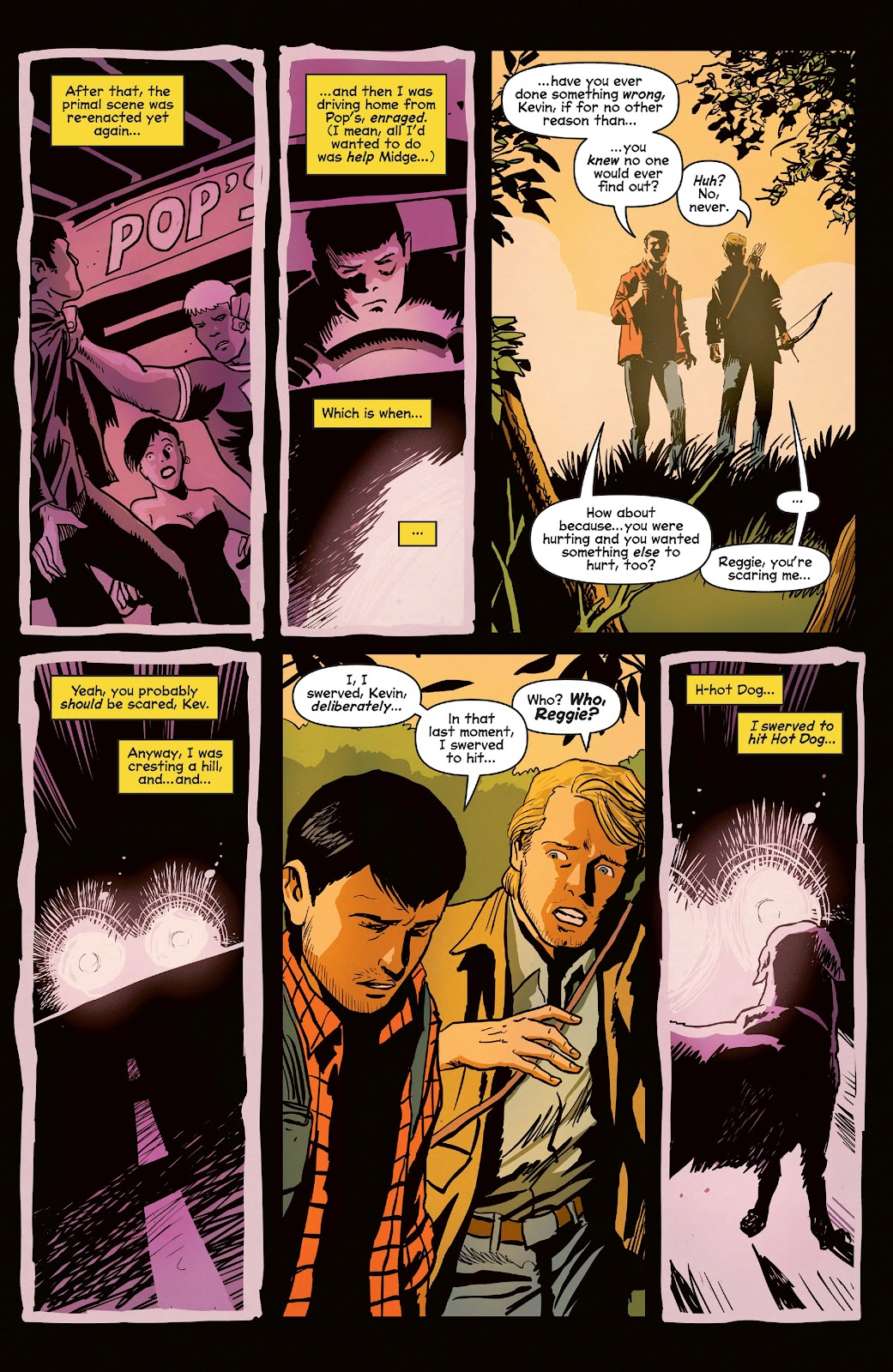 Afterlife with Archie issue 9 - Page 16