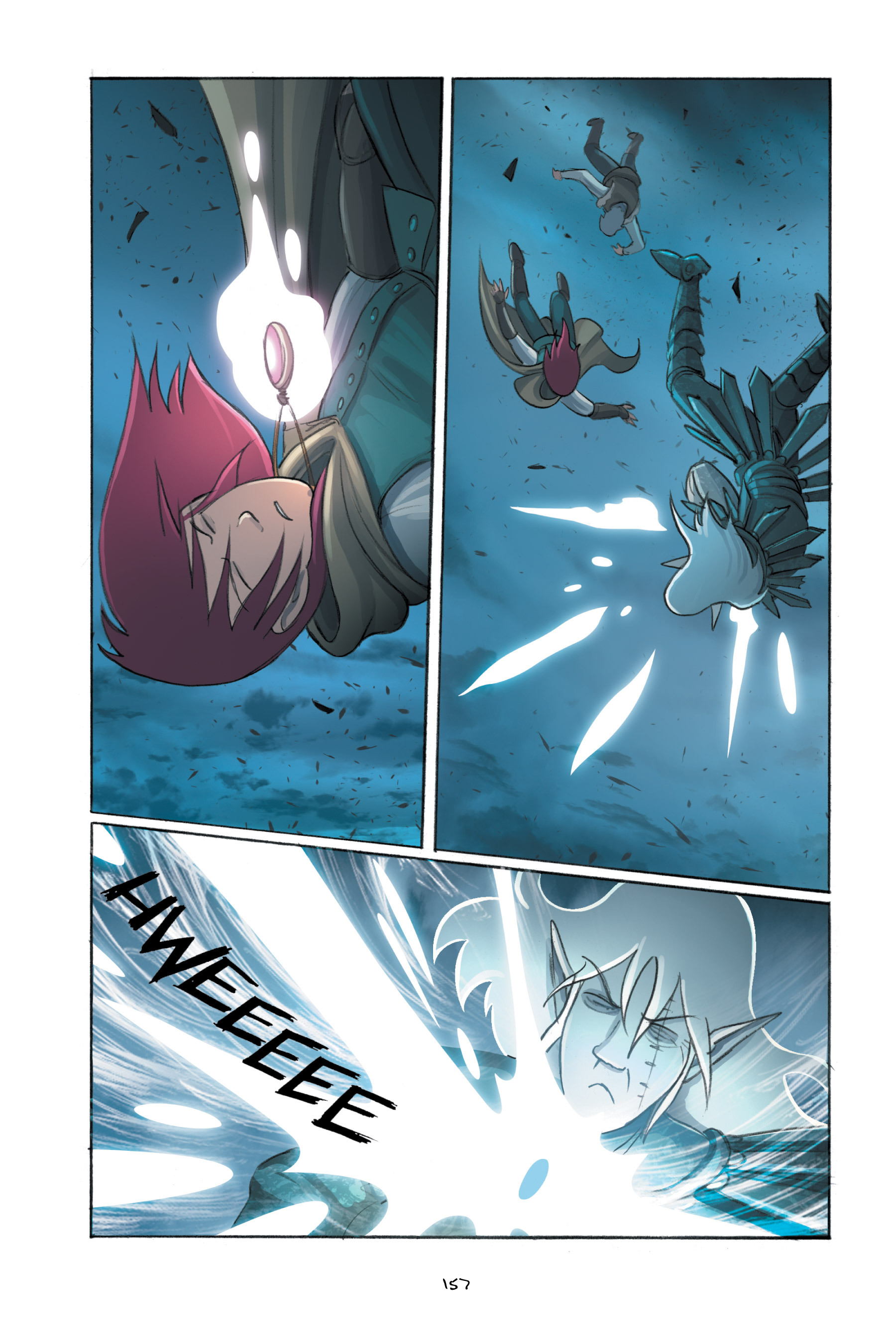 Read online Amulet comic -  Issue #5 - 157