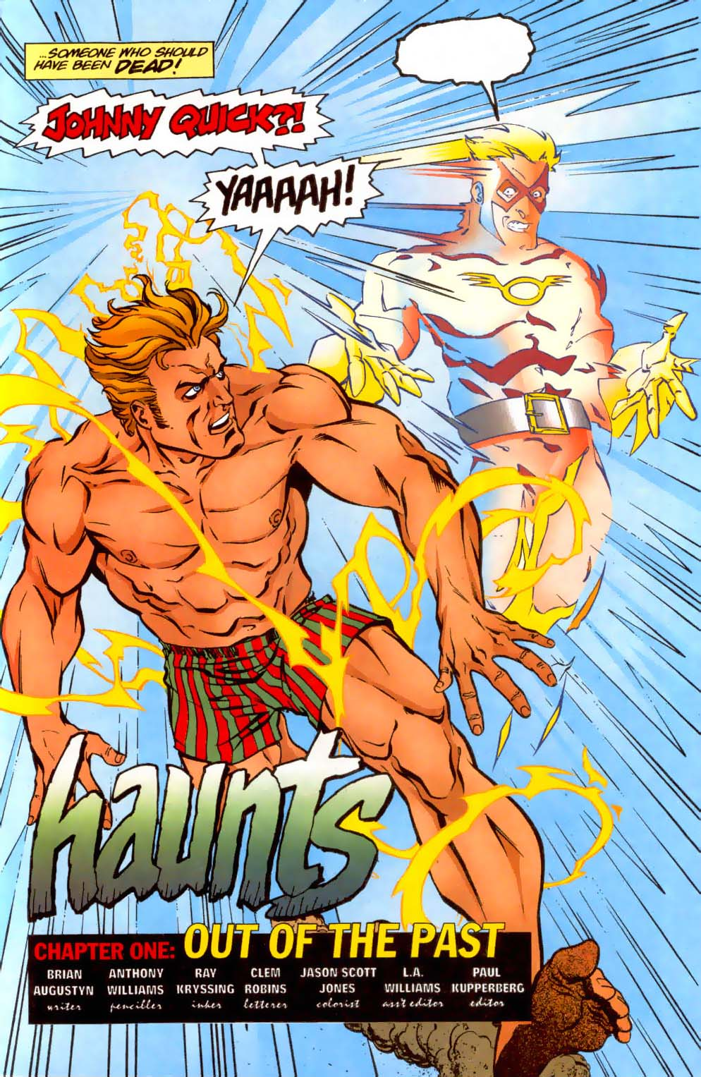 Read online The Flash (1987) comic -  Issue # _Annual 11 - 4