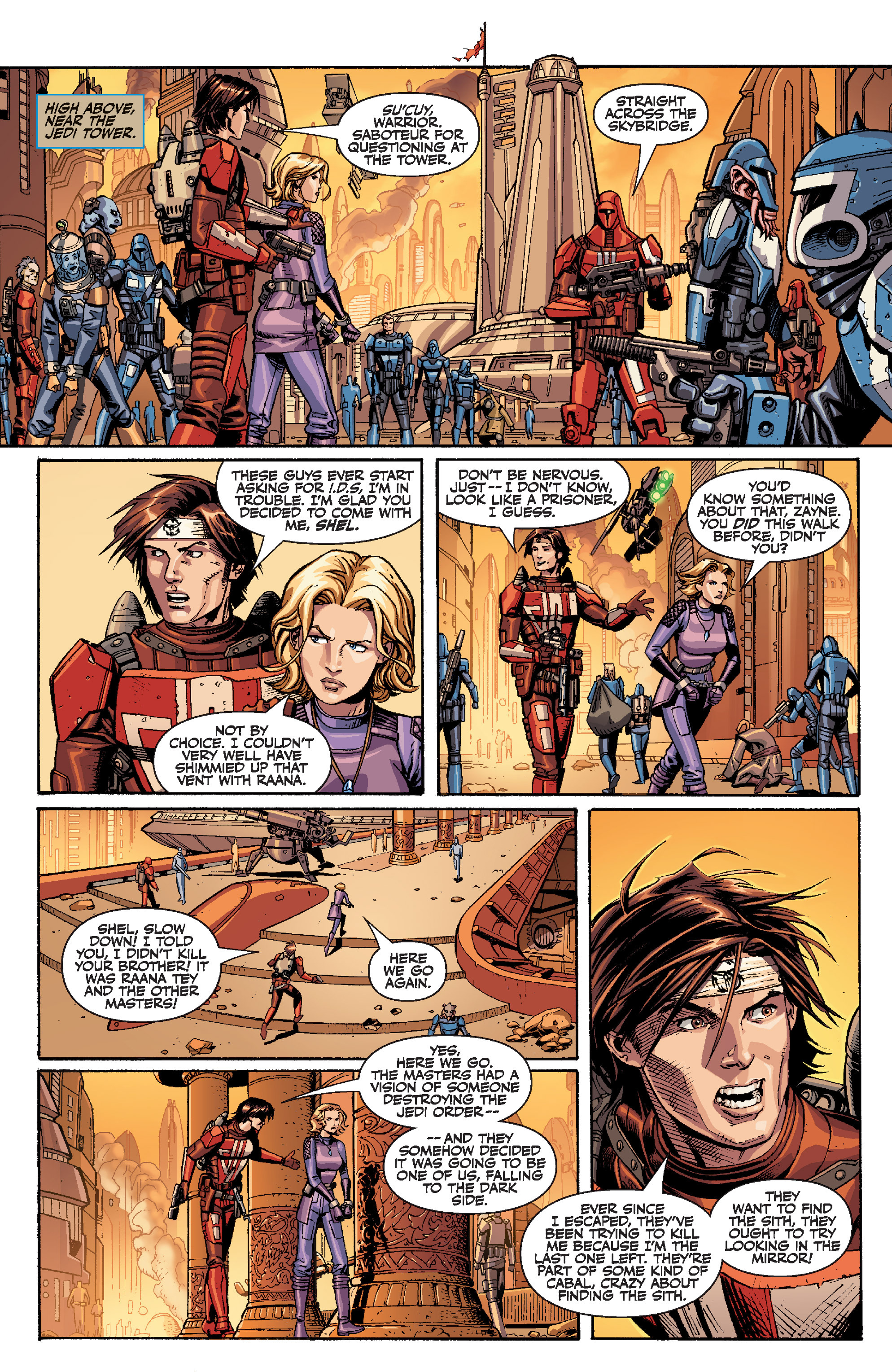 Read online Star Wars Omnibus comic -  Issue # Vol. 32 - 124