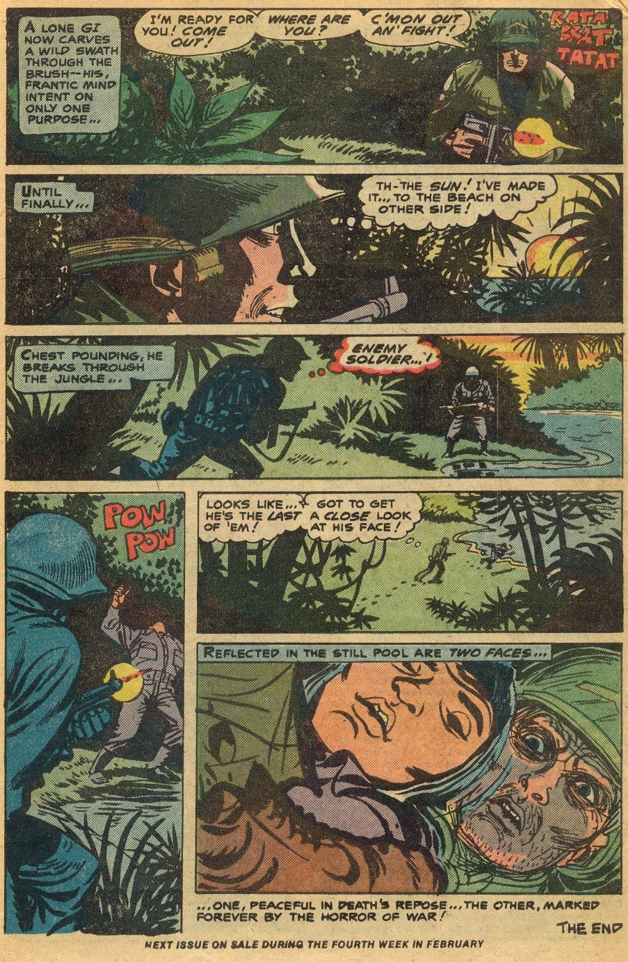 Read online Sgt. Rock comic -  Issue #341 - 18