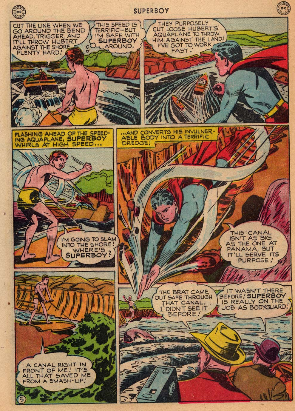 Superboy (1949) issue 3 - Page 18