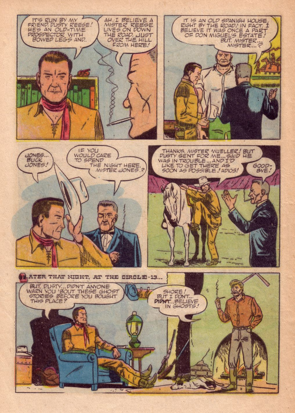 Four Color Comics issue 460 - Page 8