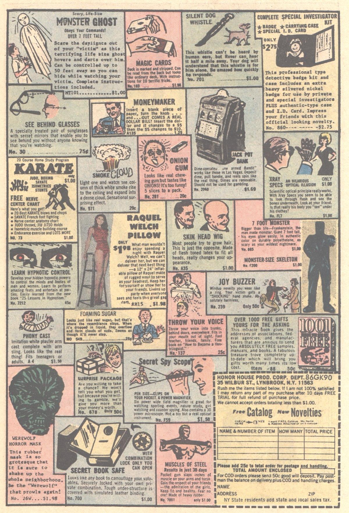 Read online Adventure Comics (1938) comic -  Issue #419 - 9