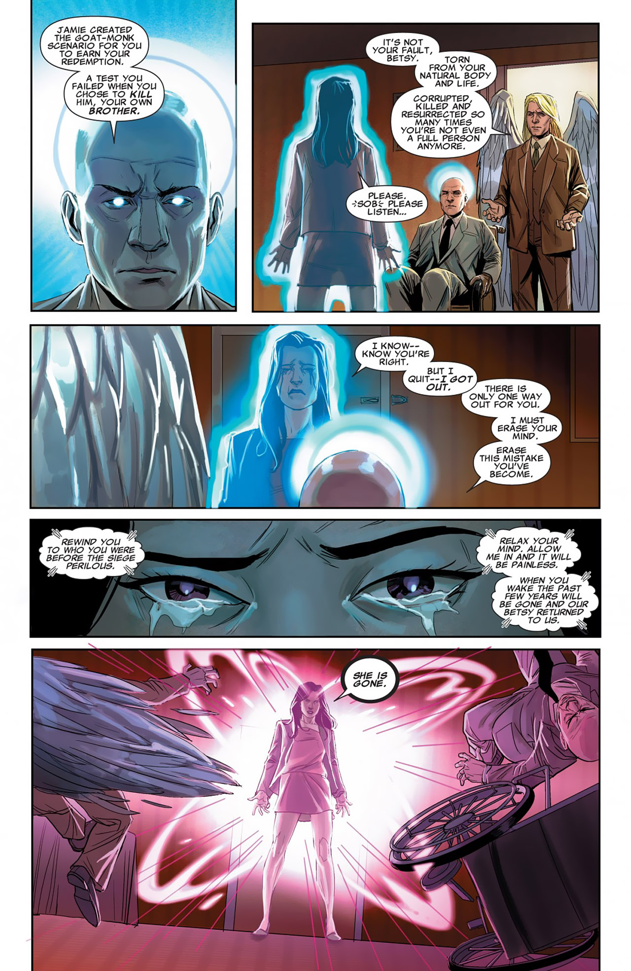 Read online Uncanny X-Force (2010) comic -  Issue #26 - 18