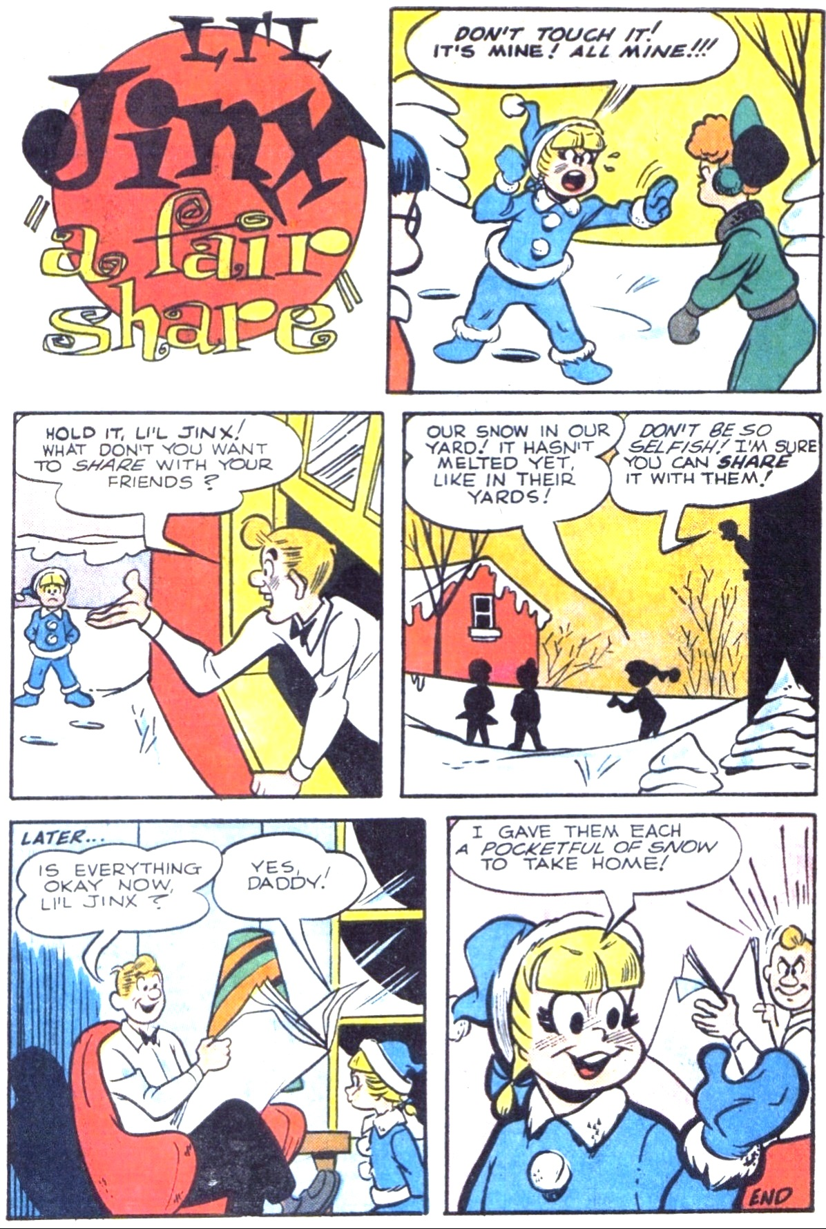 Read online Archie (1960) comic -  Issue #153 - 26