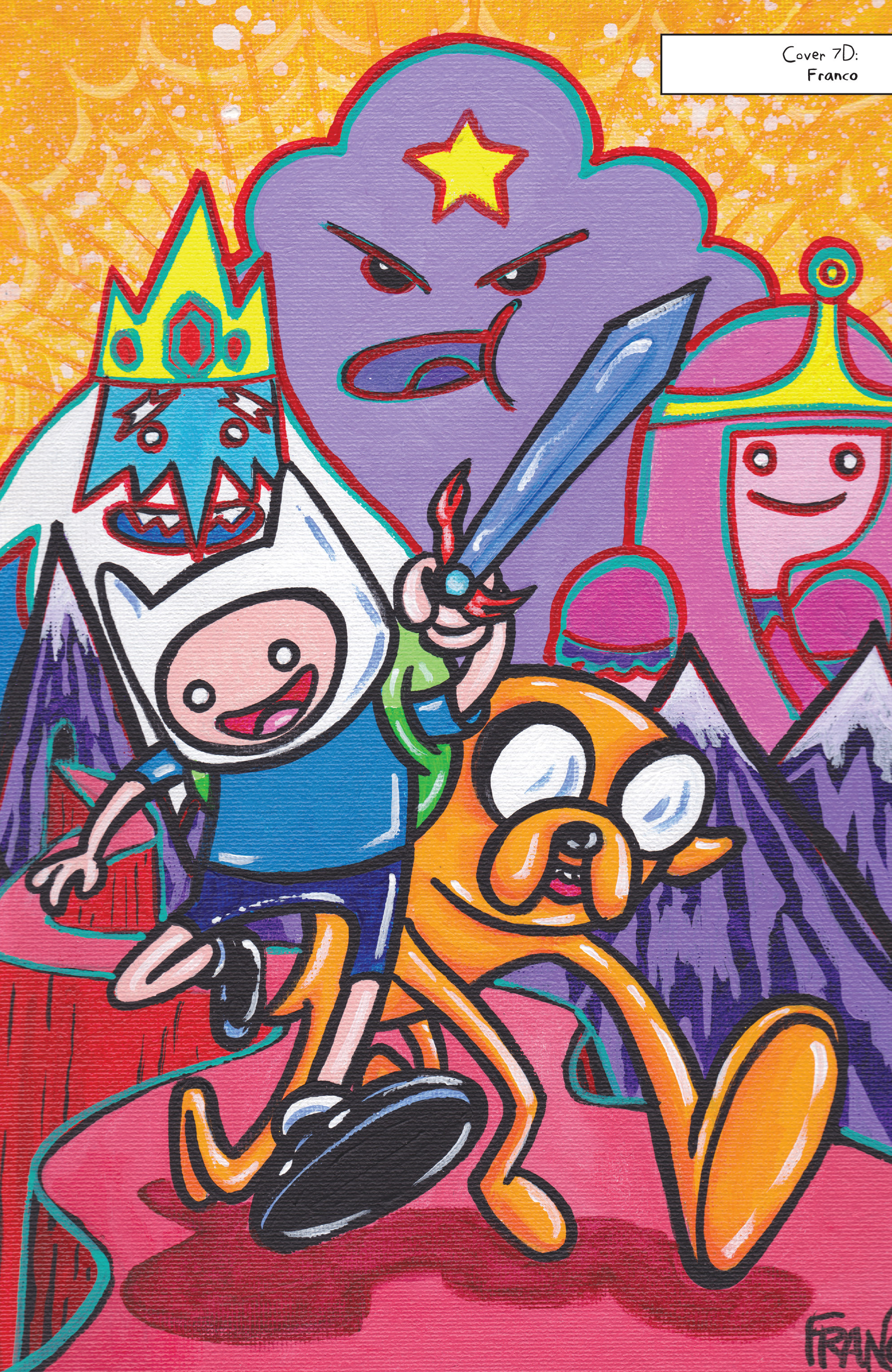 Read online Adventure Time comic -  Issue #Adventure Time _TPB 2 - 105