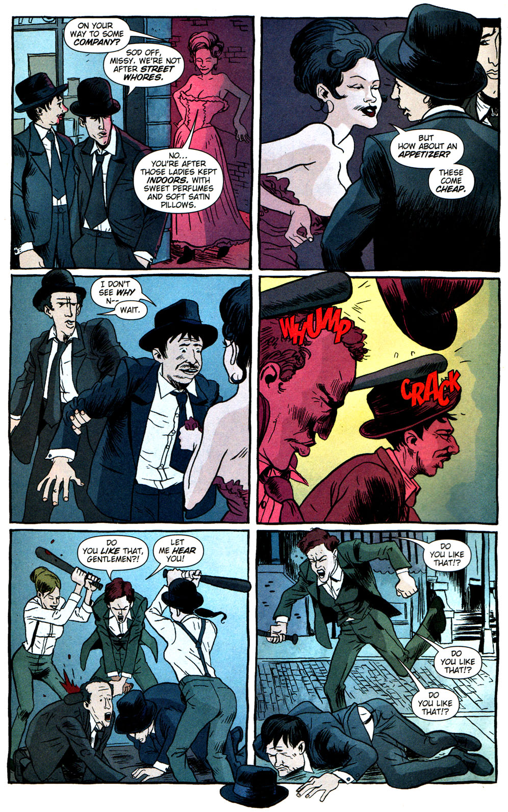Read online Caper comic -  Issue #2 - 3