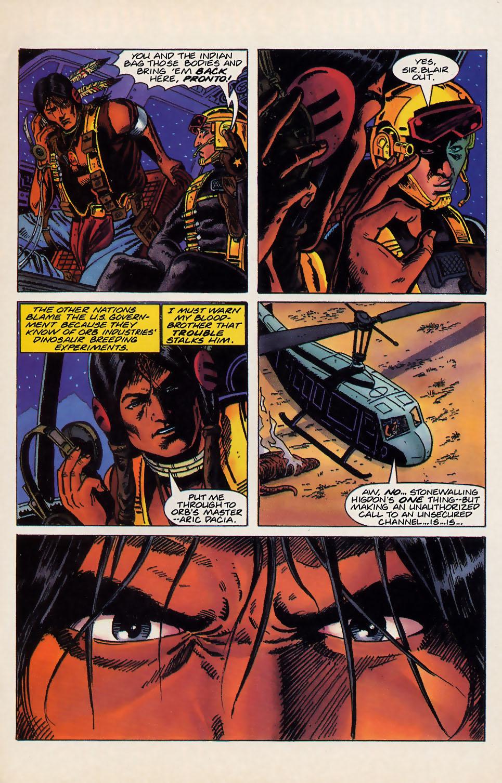 Read online Turok, Dinosaur Hunter (1993) comic -  Issue #18 - 7