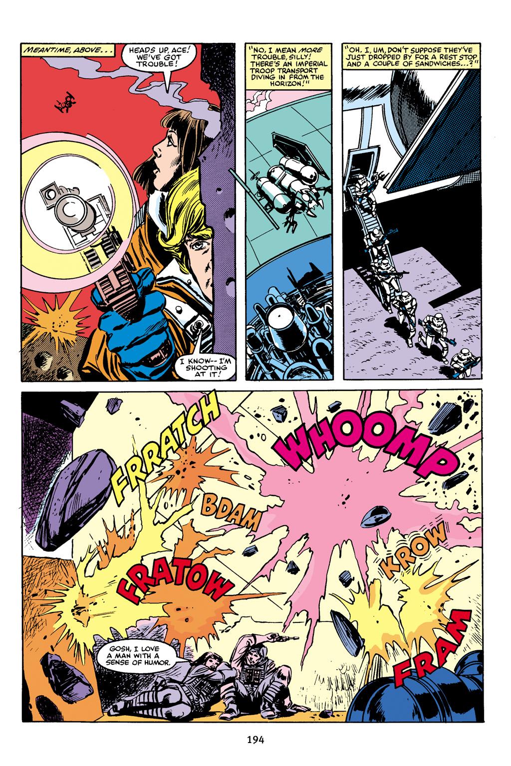 Read online Star Wars Omnibus comic -  Issue # Vol. 16 - 192