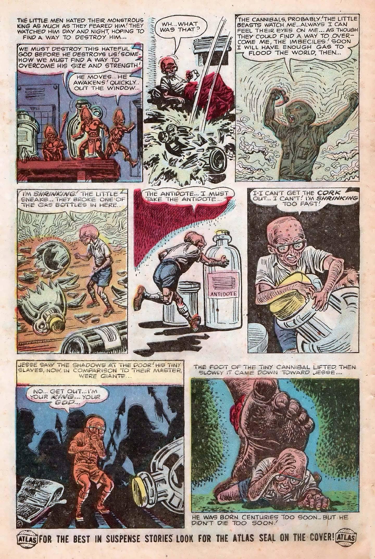 Read online Adventures into Weird Worlds comic -  Issue #20 - 8