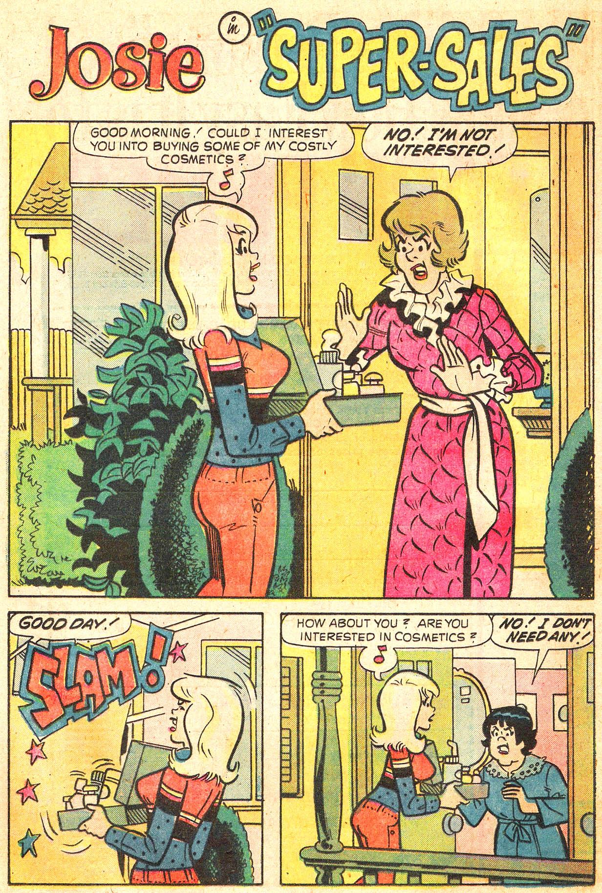 Read online She's Josie comic -  Issue #77 - 19