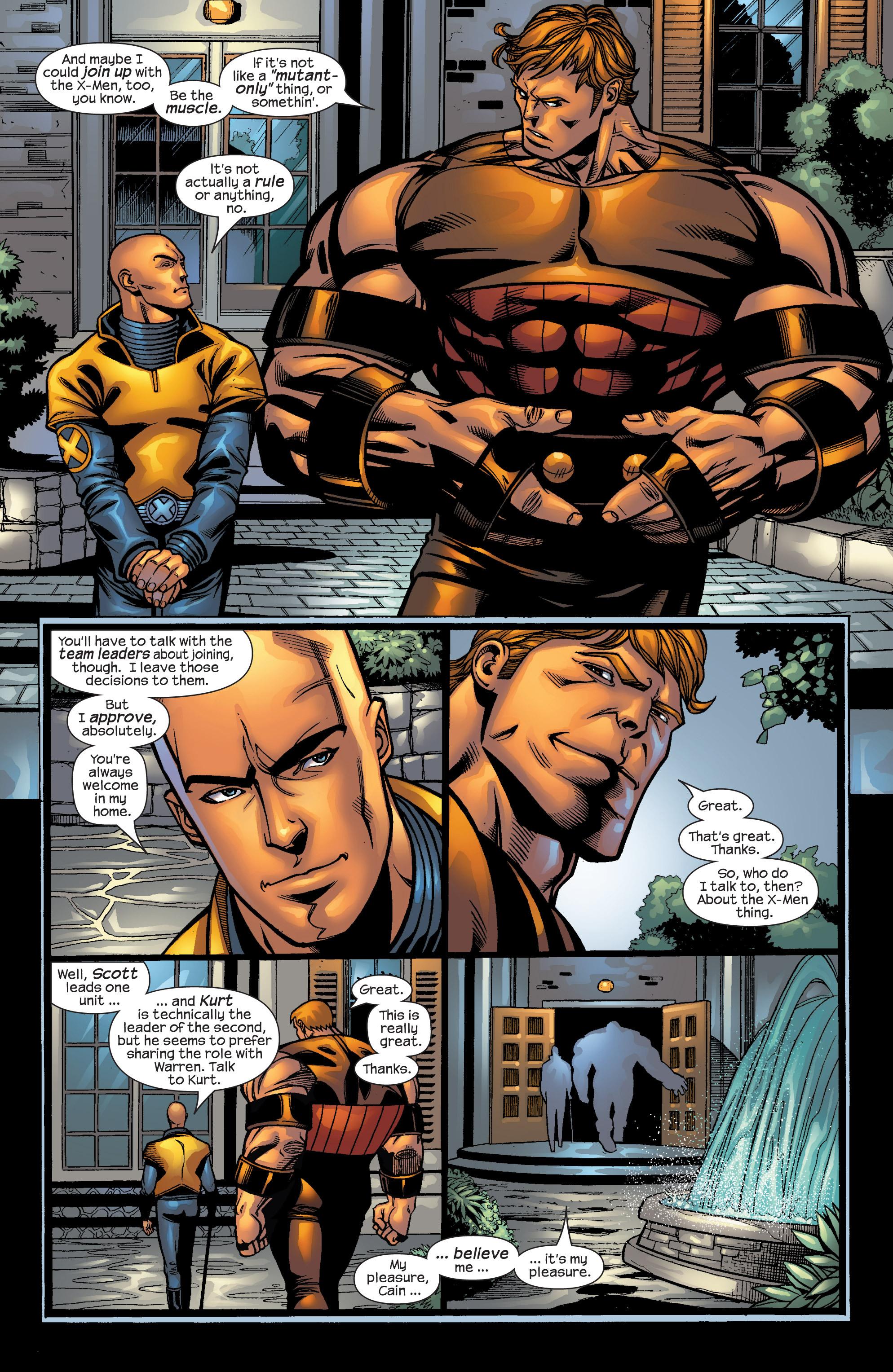 Read online Uncanny X-Men (1963) comic -  Issue #421 - 20