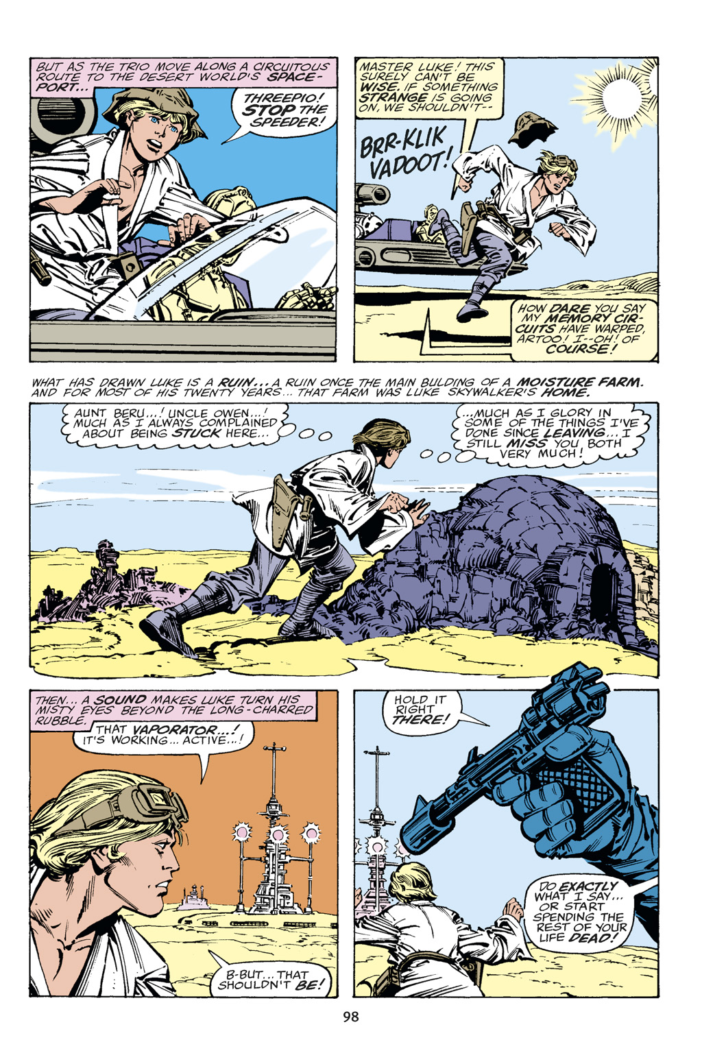 Read online Star Wars Omnibus comic -  Issue # Vol. 14 - 98