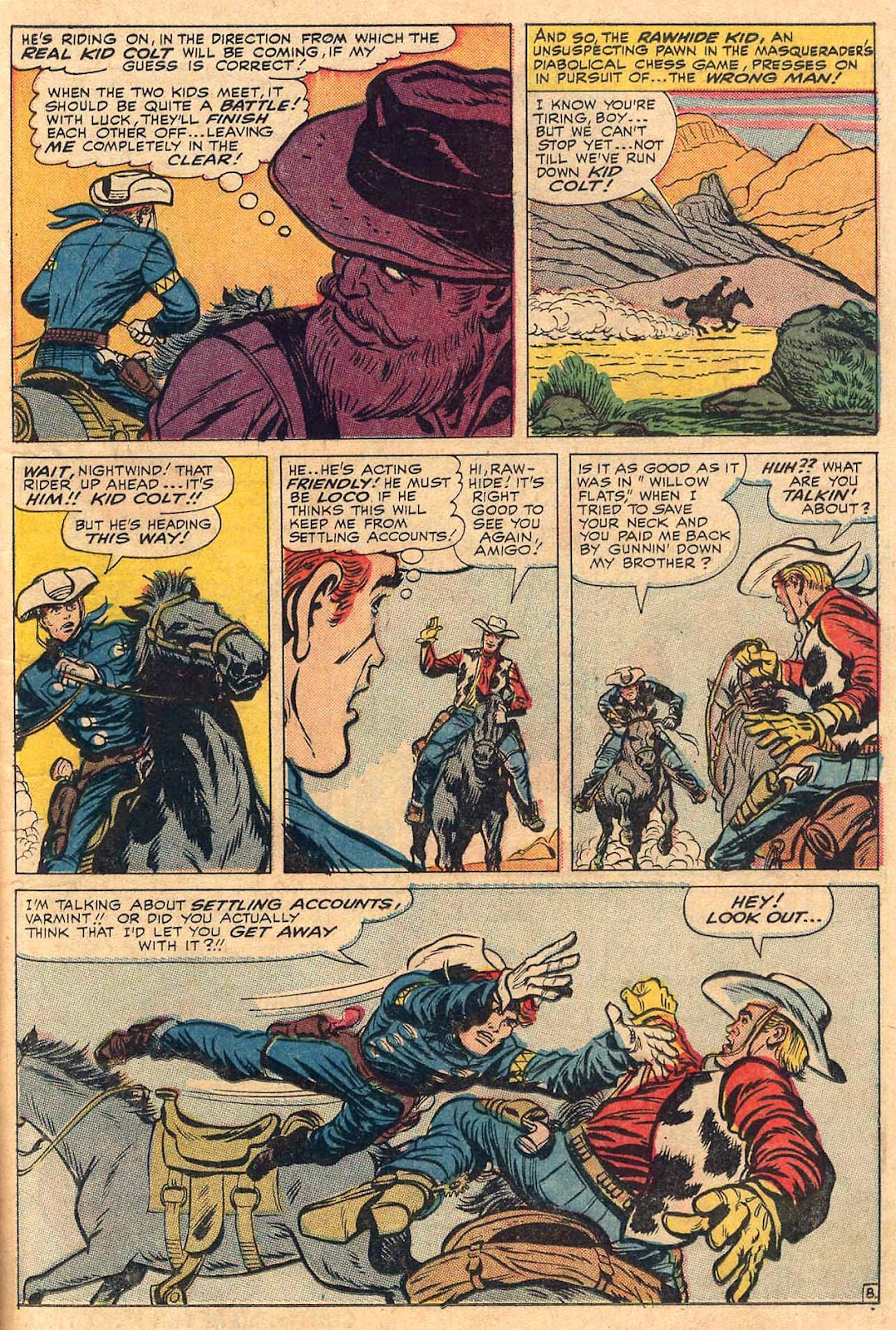 The Rawhide Kid (1955) issue 50 - Page 11