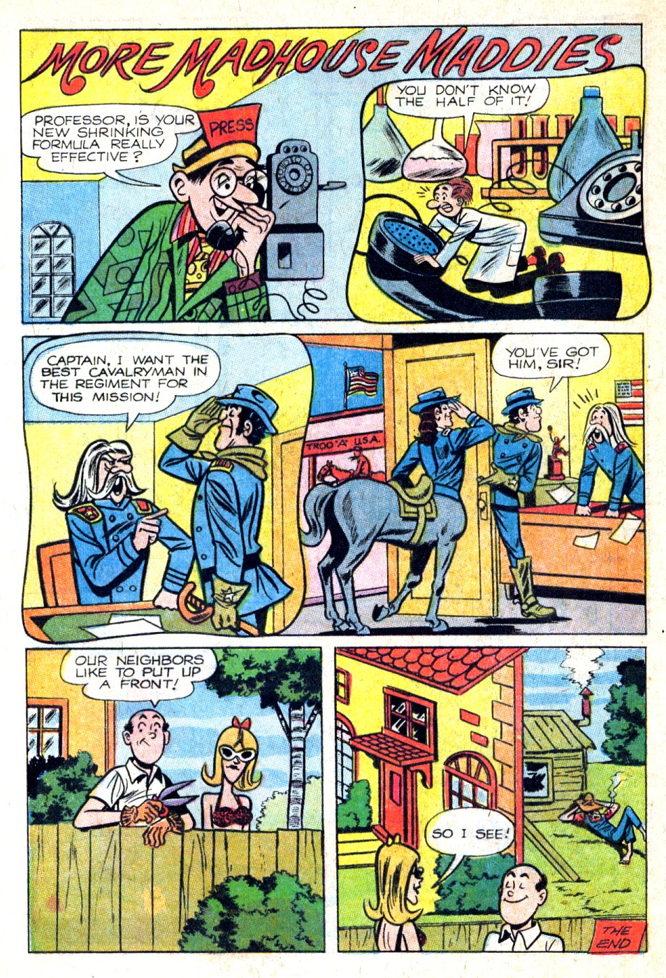 Archie's Madhouse issue 53 - Page 32