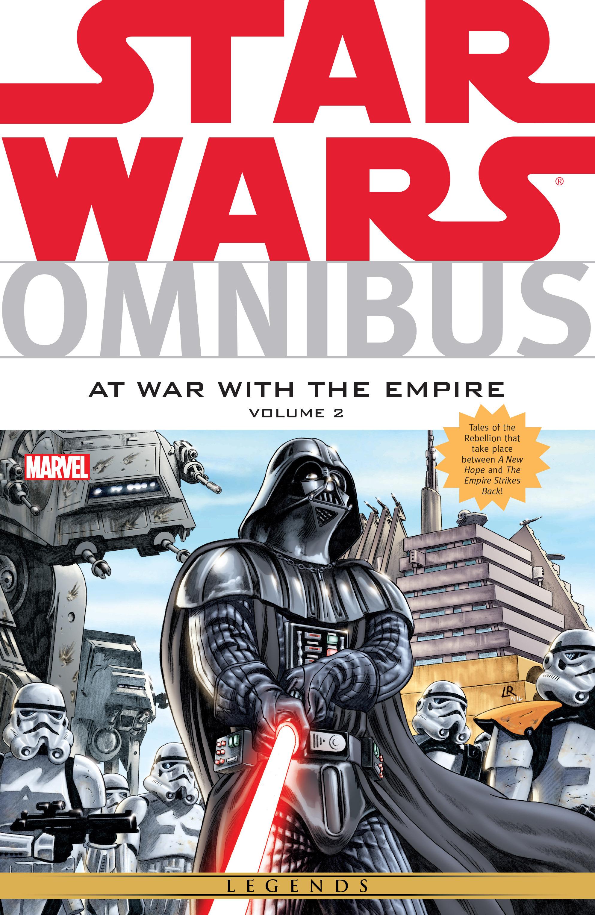 Read online Star Wars Omnibus comic -  Issue # Vol. 20 - 1