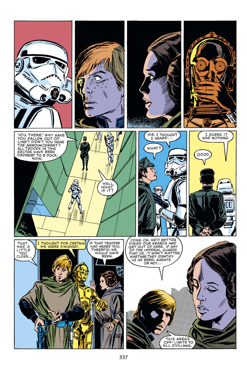 Read online Star Wars Omnibus comic -  Issue # Vol. 18.5 - 56