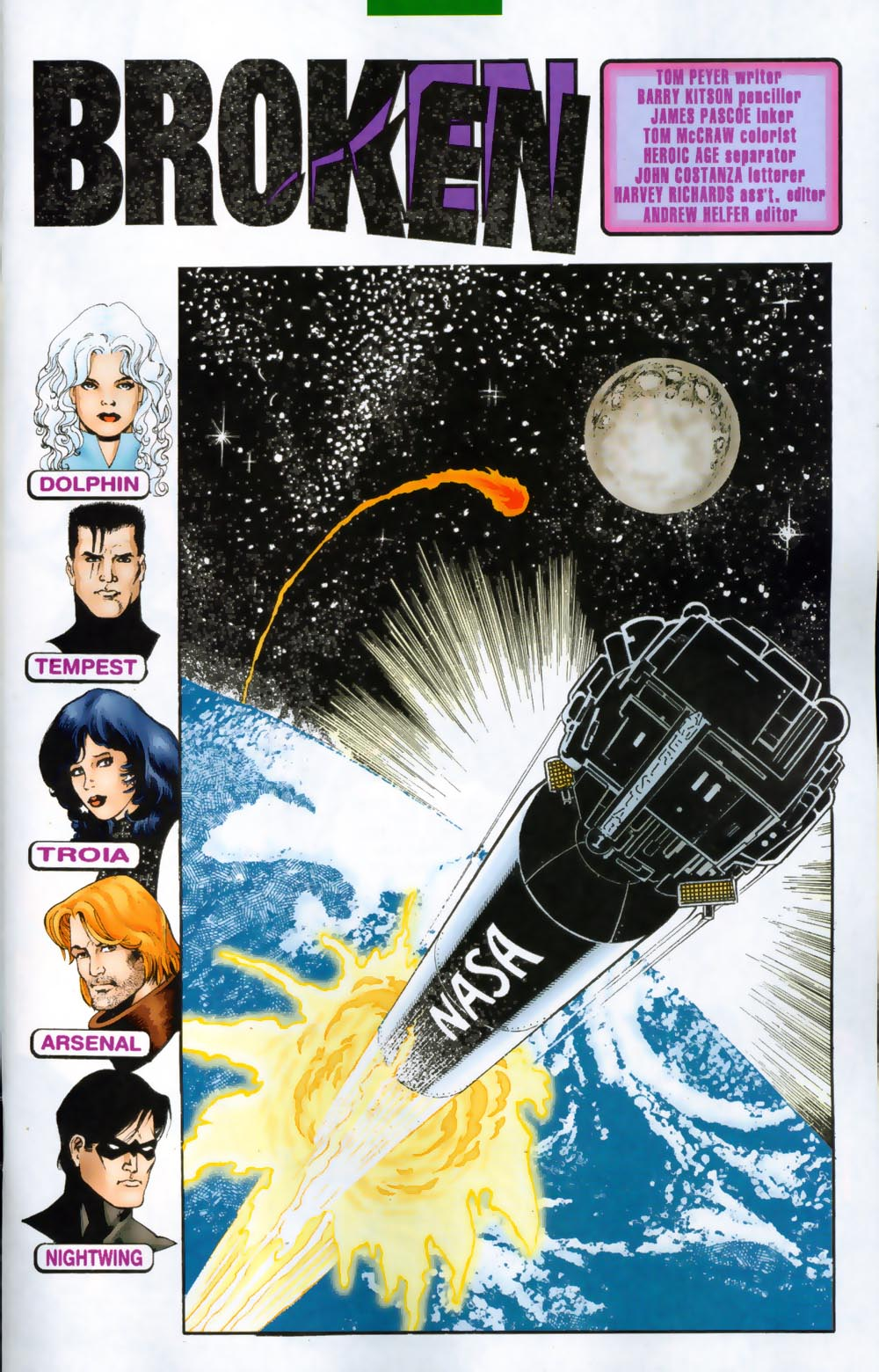 Read online The Titans (1999) comic -  Issue #47 - 2