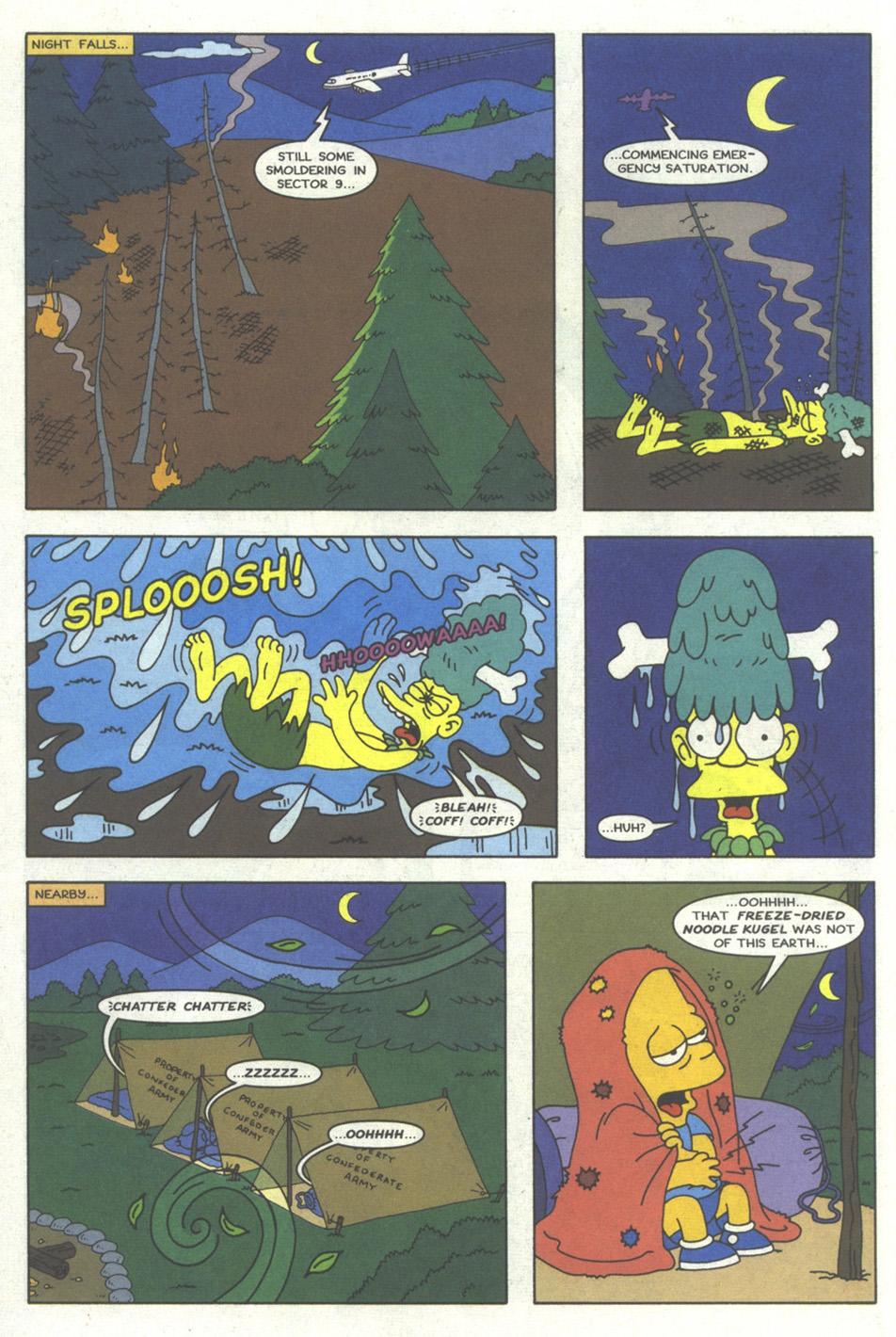 Read online Simpsons Comics comic -  Issue #21 - 13