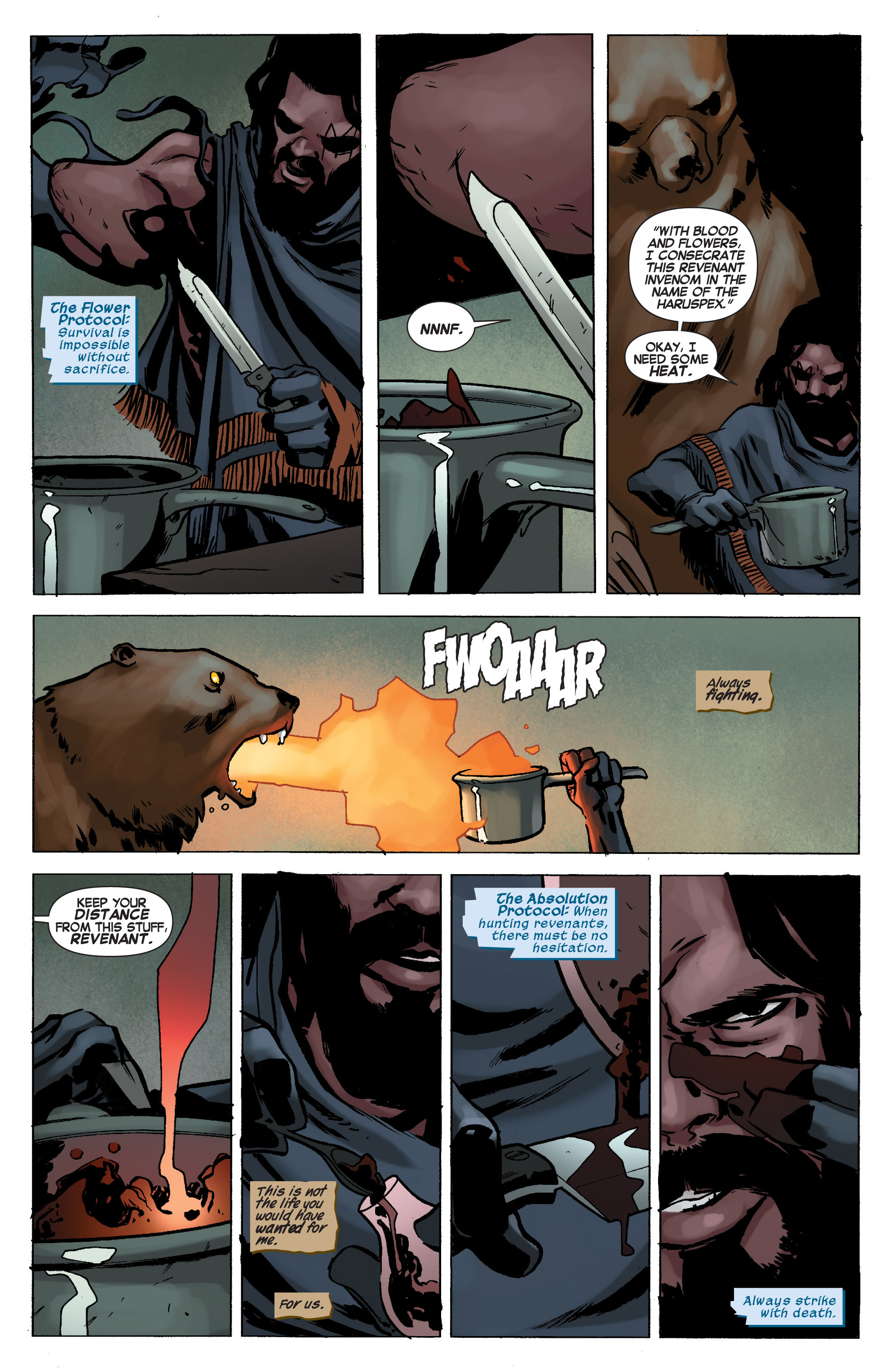 Read online Uncanny X-Force (2013) comic -  Issue #11 - 9