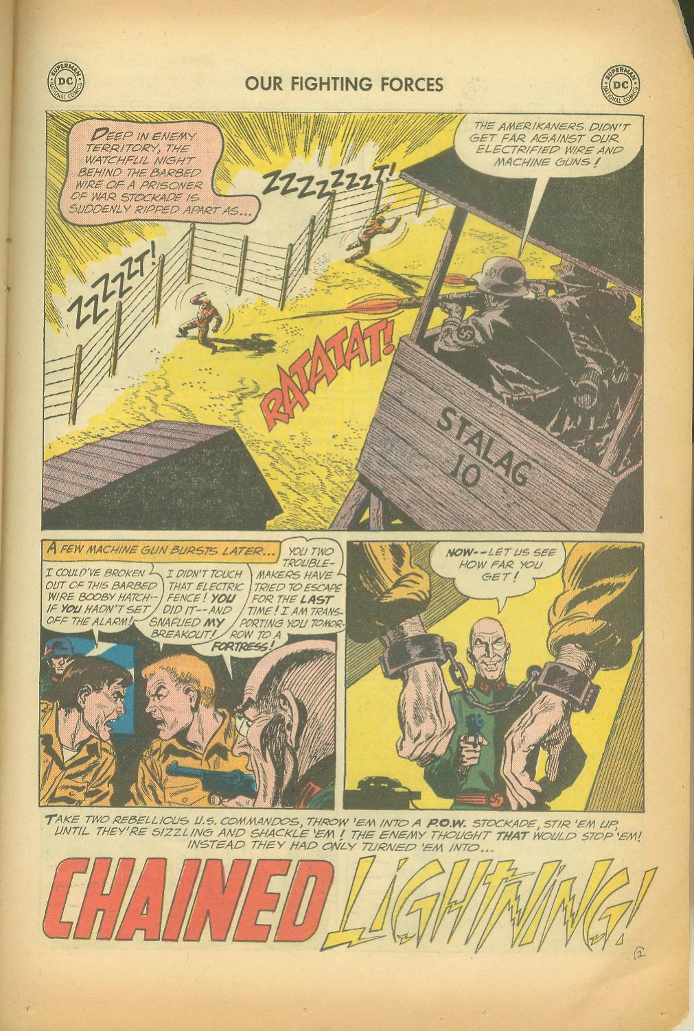 Our Fighting Forces (1954) issue 65 - Page 27