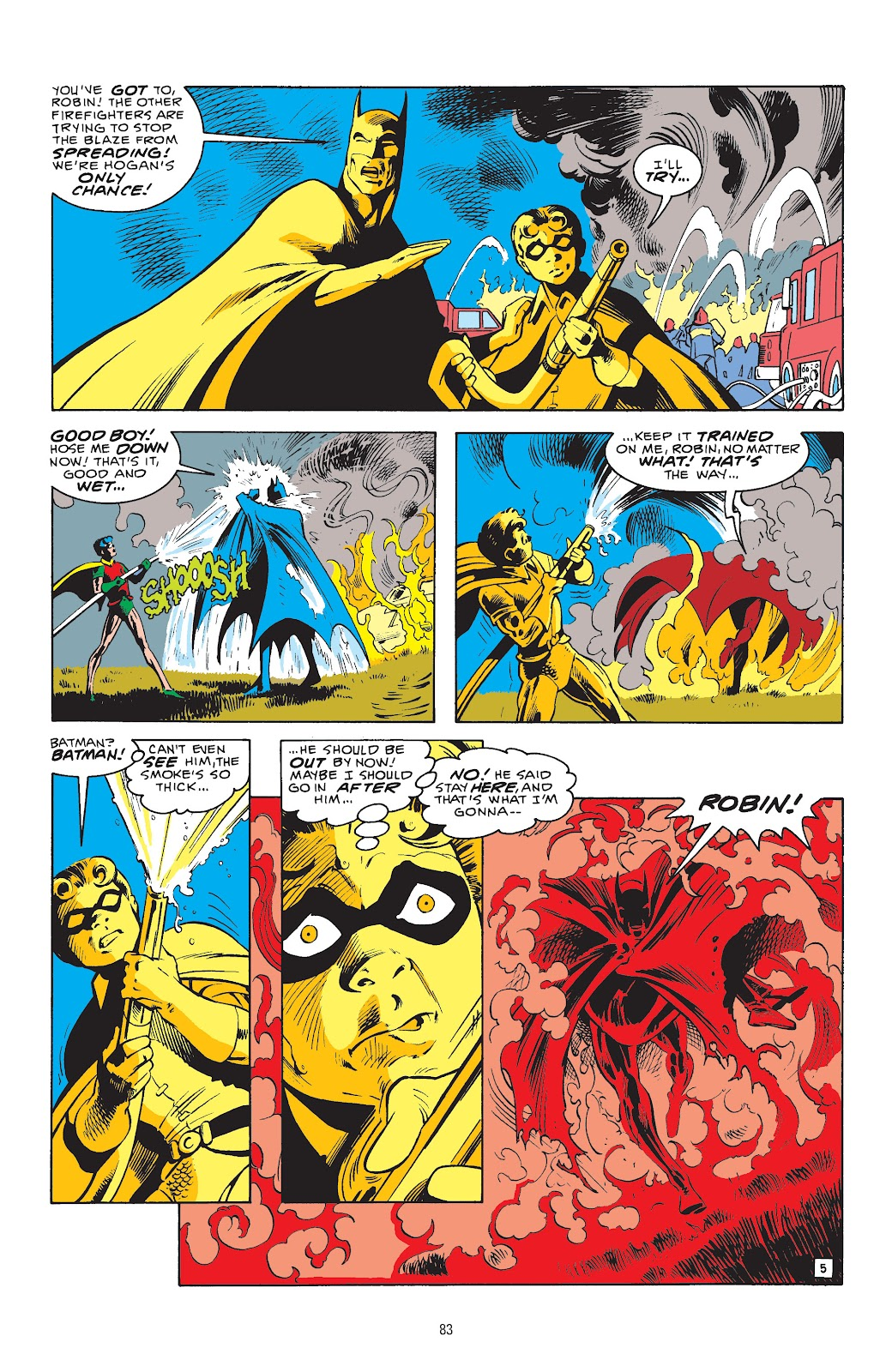 Read online Detective Comics (1937) comic -  Issue # _TPB Batman - The Dark Knight Detective 1 (Part 1) - 83