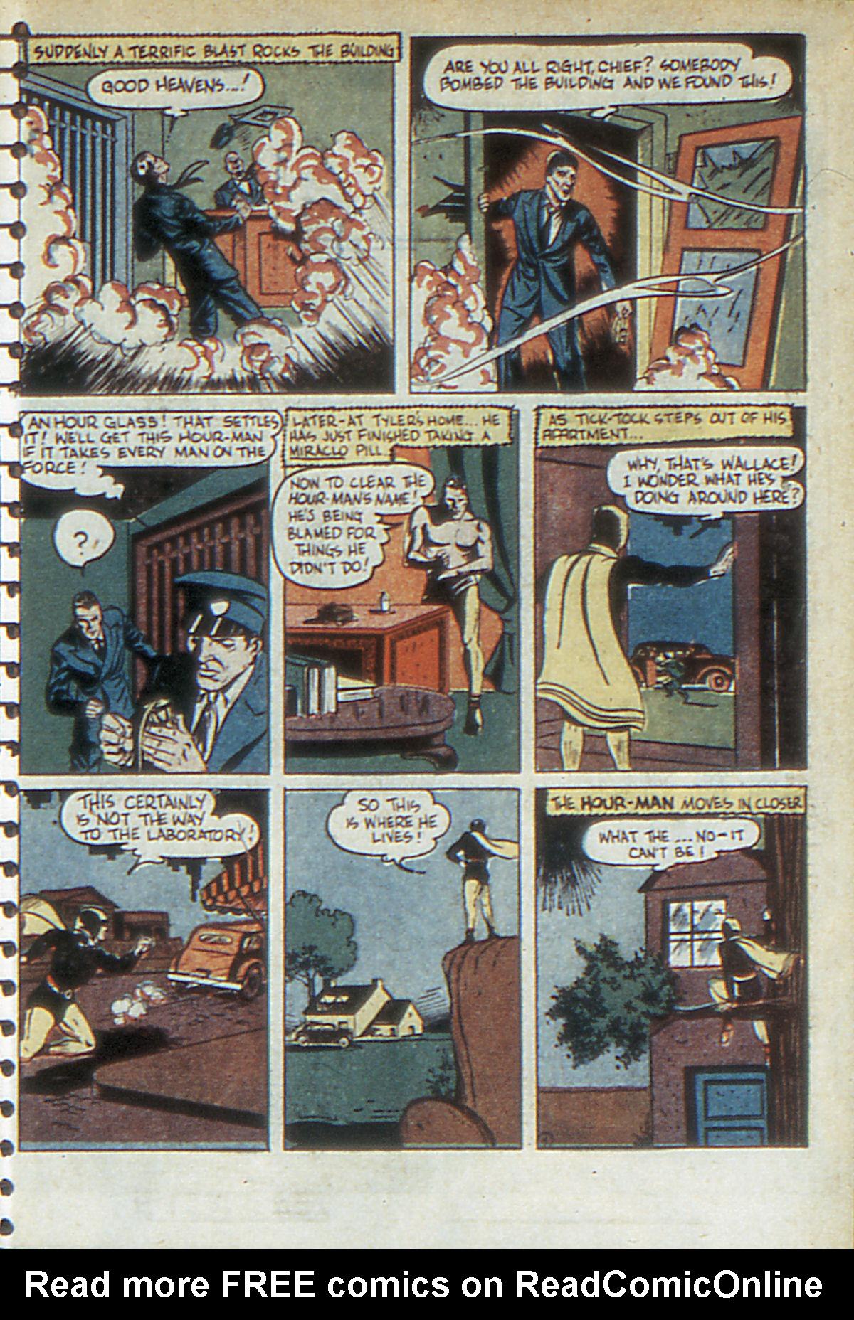 Read online Adventure Comics (1938) comic -  Issue #52 - 63