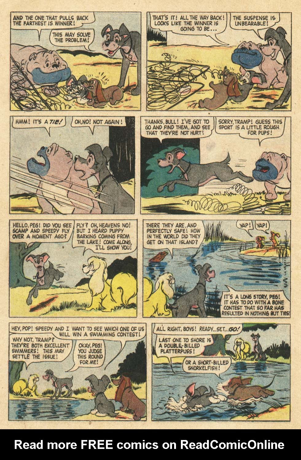 Walt Disney's Comics and Stories issue 225 - Page 15
